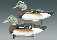Pair of Joiner Widgeon