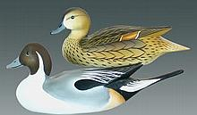 Pair of Joiner Miniature Pintails