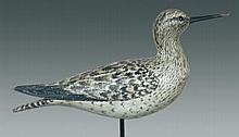 Crowell Dust Jacket Yellowlegs