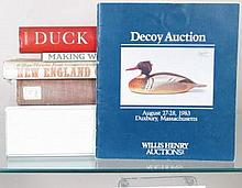 Books 6 items Decoy Books and Magazines