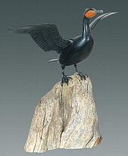 Miniature Cormorant by Dorothy Brown, ME