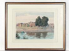 Harry George Theaker (1978-1954) Watercolour