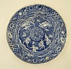 An early 20th Century Copeland Spode blue and