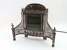 A Belling & Co French style electric fire and
