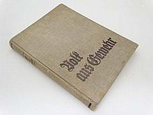 WWII Nazi propaganda : A first edition volume of '