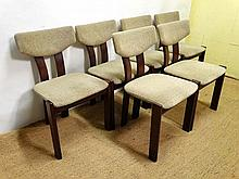 Vintage Retro : Farstrup , Denmark a set of 6