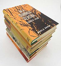 Books : A collection of African themed hardbacks ,