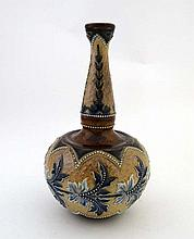 Art Union of London : A Doulton Lambeth stoneware