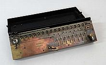 Rare Early Calculator : ' The Madas ' an extremely