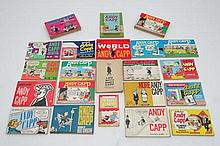 Books : A collection of 39 Daily Mirror Andy Capp