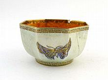 A Wedgwood Fairyland Lustred Bowl designed by