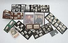 A collection of photograph albums of Henderson and
