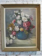 Arla Franklin,  Oil on Canvas