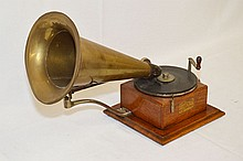 Schlick Two Day Phonograph Auction July 20th