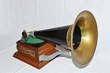 Columbia Disc Graphophone Tabletop Model AK