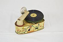 Bingola 1 (German) Child's Record Player