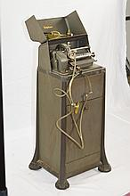 Ediphone Electric Dictating Machine - 9 Cylinder