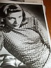LAUREN BACALL SIGNED PHOTO