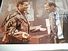 ANDREW DICE CLAY AND ED O'NEILL SIGNED PHOTO
