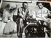 PAUL LYNDE AND WOODY WOODSURY SIGNED PHOTO