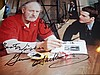 GENE HACKMAN AND CHRIS O'DONNELL SIGNED PHOTO