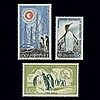 French So. and Antarctic Territories Mint Issues 1955 to 1971