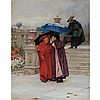 Jehan Georges Vibert French, 1840-1902 A Secret for the Cardinal, Jehan Georges Vibert, $400