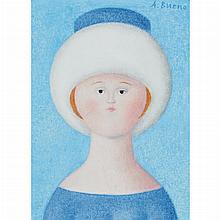 Antonio Bueno Italian, 1918-1985 La Russa, 1980
