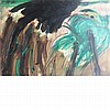 Robert Beauchamp American, 1923-1995 Landscape, 1960