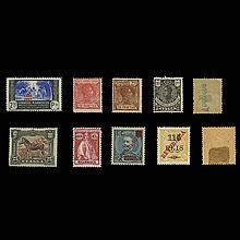 Portuguese and Spanish Colonies Stamp Collection