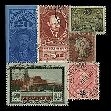 World Wide Stamp Collections