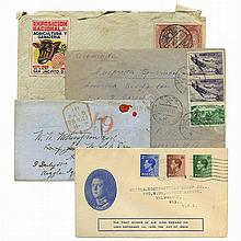 Foreign Postal History Group