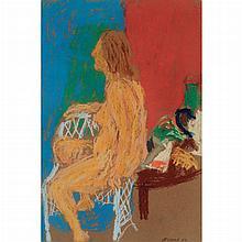 George Segal American, 1924-2000 Untitled, Series II, #3, 1962