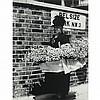 BRANDT, BILL (1904-1983) Flower seller in Hampstead 1930s.