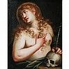 Attributed to Pietro Liberi Penitent Magdalene