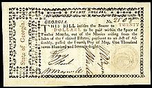 Gem CU May 4, 1778 Twenty Dollars Rattlesnake Note Signed William Few