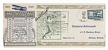ORVILLE WRIGHT Autograph First Day of Issue Cover Stamp 25th Anniversary