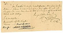 1755 Colonel ADAM STEPHEN, Friendly Fire Military Error, Founder Martinsburg, VA