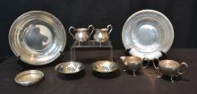 STERLING SILVER LOT CONSISTING OF (2) BOWLS ,