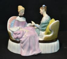 ROYAL DOULTON HEART TO HEART FIGURINE