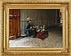 PASCAL ADOLPHE JEAN DAGNAN-BOUVERET, French, 1852-1929,