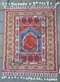 ORIENTAL RUG: TURKISH PRAYER 3'10