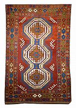 ORIENTAL RUG: TURKISH 5'2