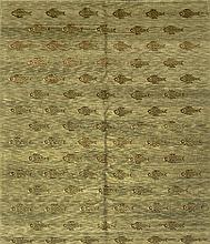 ORIENTAL RUG: TURKISH 8'3