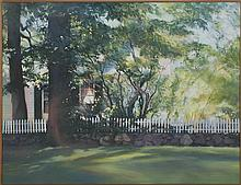 BARBARA WYLAN, Cape Cod, Contemporary,