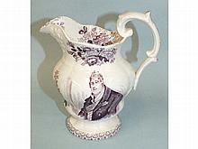 A rare early-19th century Staffordshire pottery