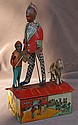 1921 Marx Charleston Trio Wind Up Tin Toy