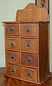8 Drawer Spice Wall Cabinet