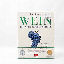 1 original verpacktes Buch: Priewe, Jens: Weine/Die neue grosse Schule,