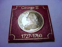 GEORGE II MEDAL